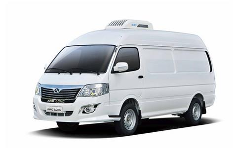 Chiller Van For Rent in Dubai